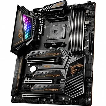 MSI MEG X570 ACE DDR4 4600Mhz S+V+GL AM4