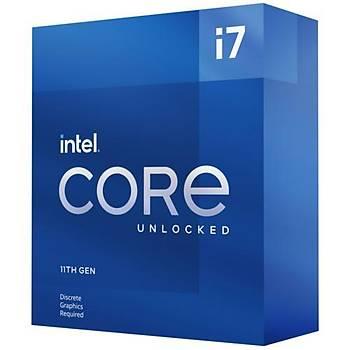 Intel i7-11700KF 3.6 GHz 5.0 GHz 16MB LGA1200P