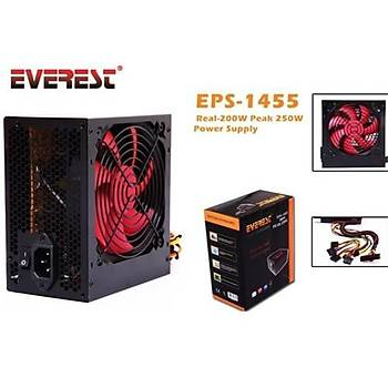 Everest EPS-1455 200W Güç Kaynaðý