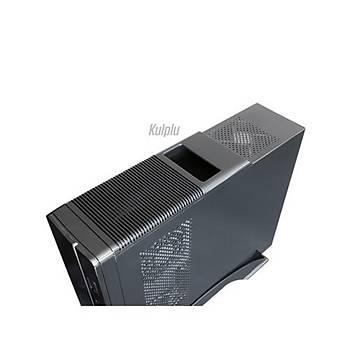 Frisby FC-S6020B 300W Slim Mini ATX Kasa/Siyah