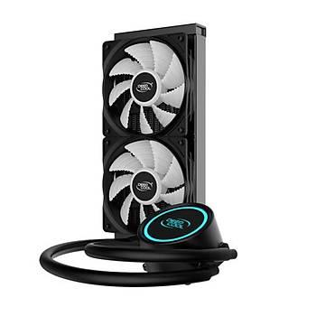Deep Cool Gammaxx L240T-BLUE 240mm Sývý CPU Soðt.