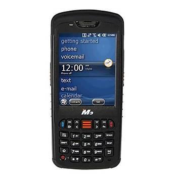 Mobilecomp M3 Black 2D El Term.BT/Wifi CE6.0