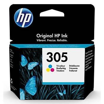 HP 3YM60AE (305) Üç Renkli Mürekkep Kartuþ