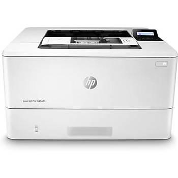 HP W1A53A LaserJet Pro M404dn Yazýcý - A4