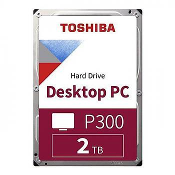 Toshiba 3,5 P300 2TB 64MB 5400RPM HDWD220UZSVA