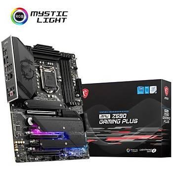 MSI MPG Z590 GAMING PLUS DDR4 S+V+GL 1200p
