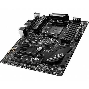 MSI  X470 GAMING PLUS MAX DDR4 S+V+GL AM4 (ATX)