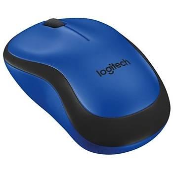 Logitech M220 Kablosuz Silent MouseMavi 910-004879
