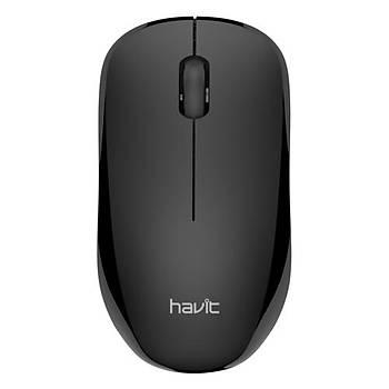 Havit MS66GT Siyah Kablosuz Mouse