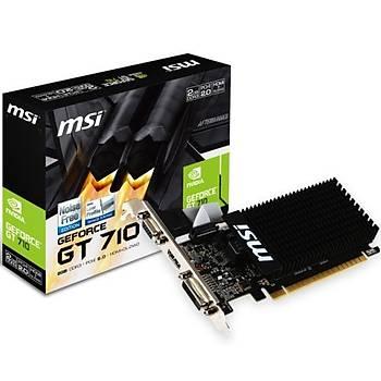 MSI GT710 2GD3H LP 2GB 64Bit DDR3 (LP)