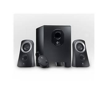 Logitech Z313 2+1 Speaker 25W Siyah 980-000413