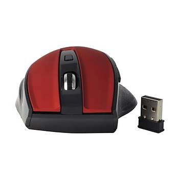 Havit MS73GT Kýrmýzý Kablosuz Mouse