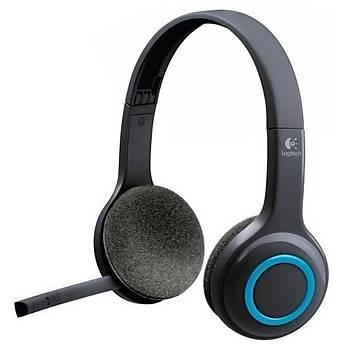 Logitech H600 Mikrofonlu Kulaklýk 981-000342