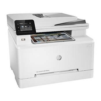 HP 7KW72A ColorLaserJet Pro M282NW Yaz/Tar/Fot-A4