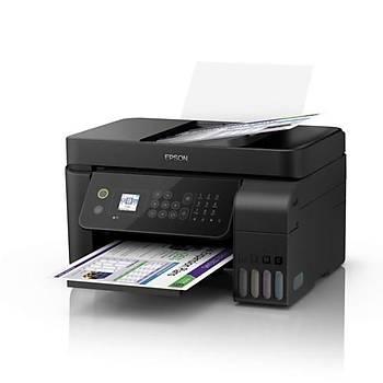 Epson L5190 Renkli Tanklý Fax/Fot/Tar/Yazýcý A4