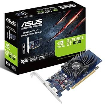 Asus GT1030-2G-BRK 2GB 64bit GDDR5 LP