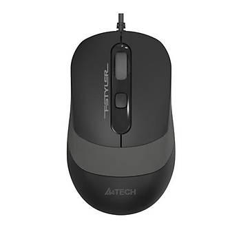 A4 Tech FM10 Mouse / Usb / Gri 1600DPI