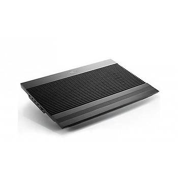 Deep Cool N8 Black Alüminyum 17'' Ntb Soð. Siyah