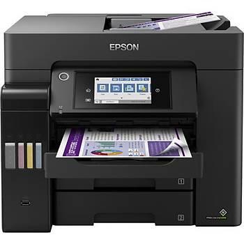 Epson L6570 Renkli Tanklý Fax/Fot/Tar/Yazýcý A4