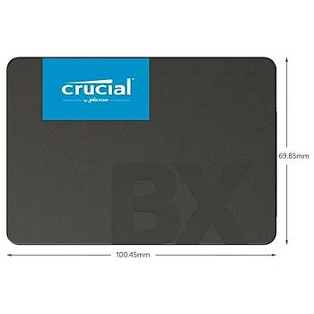 Crucial BX500 2TB SSD Disk CT2000BX500SSD1