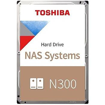 Toshiba 3,5 N300 6TB 128MB 7200RPM HDWG460UZSVA