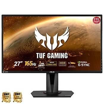 Asus 27 VG27AQ IPS Gaming Monitör 1ms Siyah