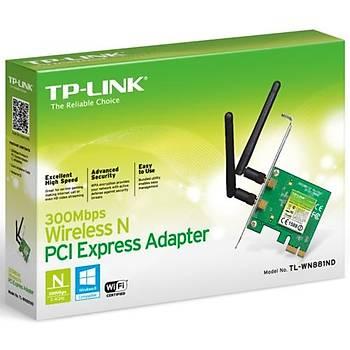 TP-Link TL-WN881ND WiFi N 300Mbps PCI Express