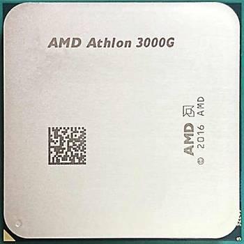 AMD Athlon 3000G 3.5GHz 5MB AM4 -Tray/Fansýz