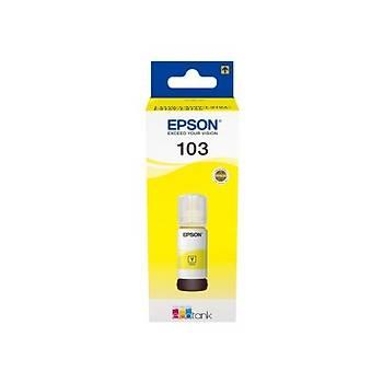 Epson C13T00S44A Ink bottle 103 Yellow EcoTank