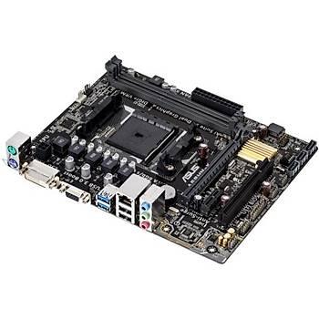 Asus A68HM-K DDR3 2400MHz S+V+GL FM2+ (mATX)