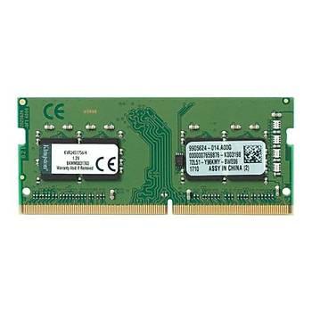 Kingston NTB 4GB 2400MHz DDR4 KVR24S17S6/4