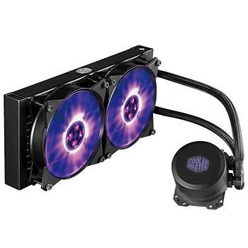 Cooler Master MasterLiquid ML240L RGB Sývý CPU Soð