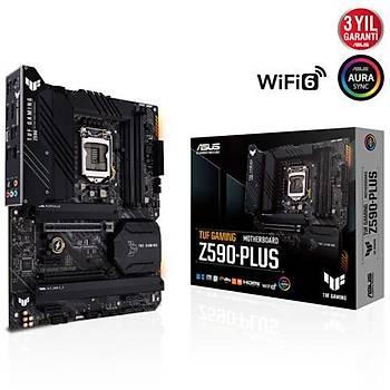 Asus TUF GAMING Z590-PLUS S+V+GL 1200p