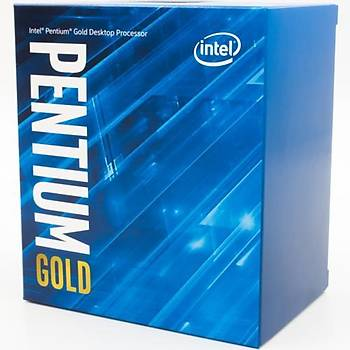Intel Pentium Gold G6400 4.0 GHz 4MB LGA1200P