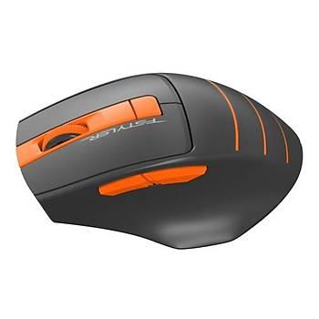A4 Tech FG30 Kablosuz Mouse Turuncu - 2000DPI