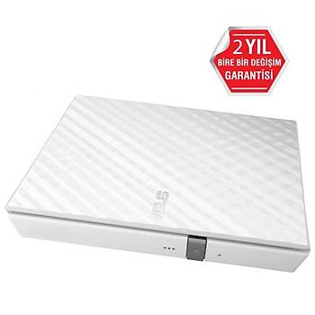 Asus SDRW-08D2S-U Lite USB DvdRw Beyaz - EXTERNAL