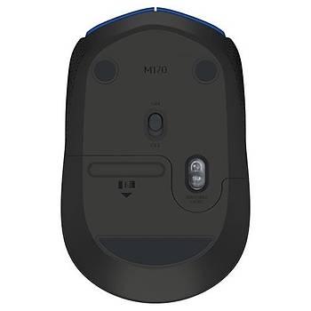 Logitech M171 Kablosuz Mouse Mavi 910-004640