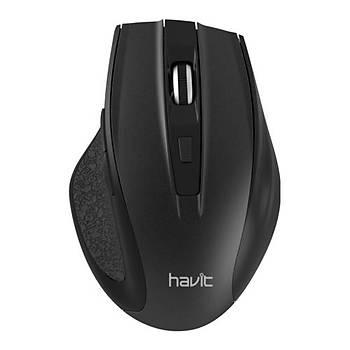 Havit MS73GT Siyah Kablosuz Mouse