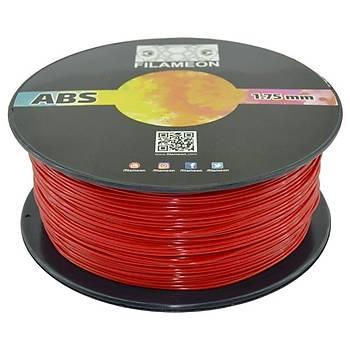 FILAMEON ABS HighFlow Filament Kýrmýzý Renk