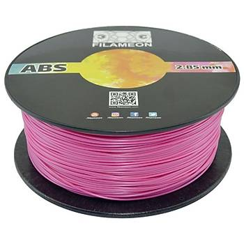 FILAMEON ABS HighFlow Filament Parlak Pembe Renk