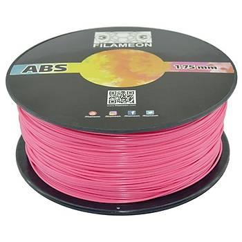 FILAMEON ABS HighFlow Filament Pembe Renk