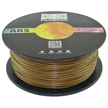FILAMEON ABS HighFlow Filament Altýn Renk