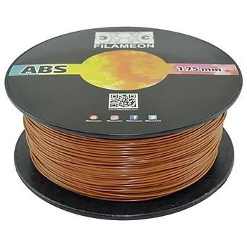 FILAMEON ABS HighFlow Filament Çikolata Renk