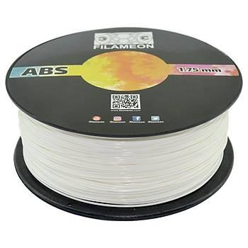 FILAMEON ABS HighFlow Filament Beyaz Renk