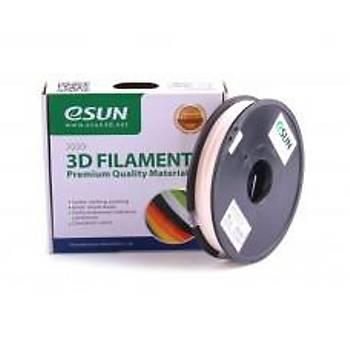 Isı ile Renk Değiştiren Filament Gri-Beyaz 1,75mm