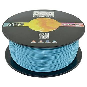 FILAMEON ABS HighFlow Filament Turkuaz Renk