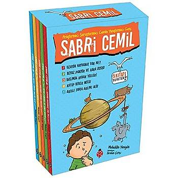 Sabri Cemil Seti  (5 Kitap)