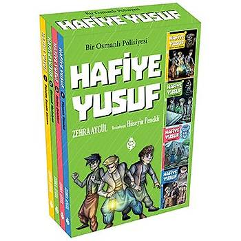 HAFÝYE YUSUF SETÝ (4 Kitap)