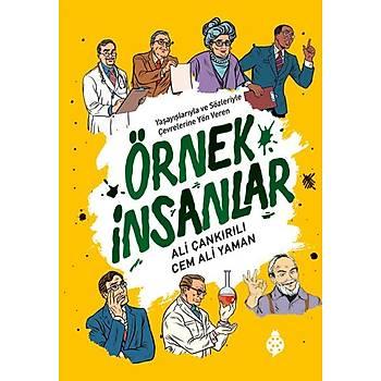 Örnek Ýnsanlar - Ali Çankýrýlý - Cem Ali Yaman