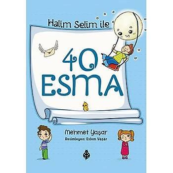 Halim Selim ile 40 Esma
